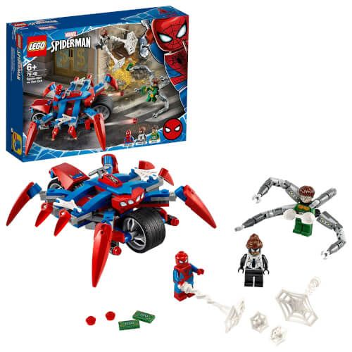 LEGO® Marvel Super Heroes™ - Spider-Men vs. Doc Ock