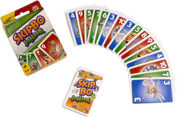 Mattel - Skip-Bo® Junior
