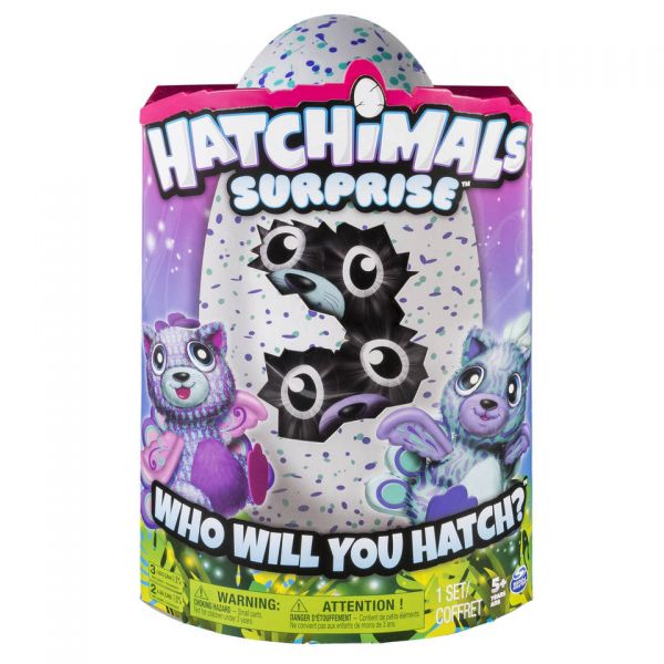 Spin Master - Hatchimals Surprise Peacat, sortiert