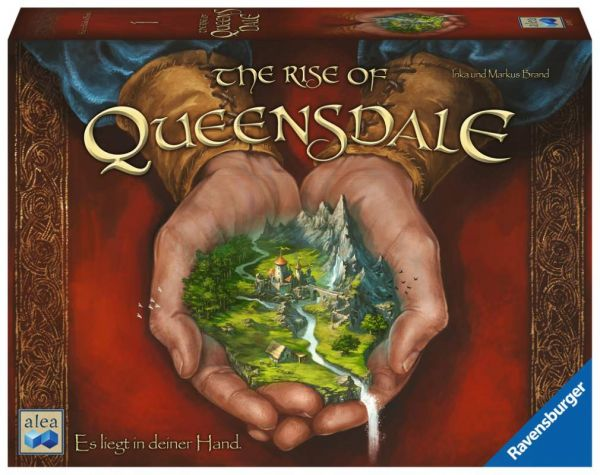 Ravensburger® Spiele - The Rise of Queensdale