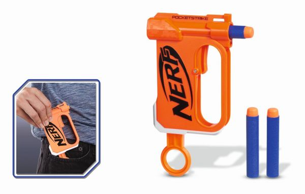 NERF N-Strike - Elite Pocket Strike