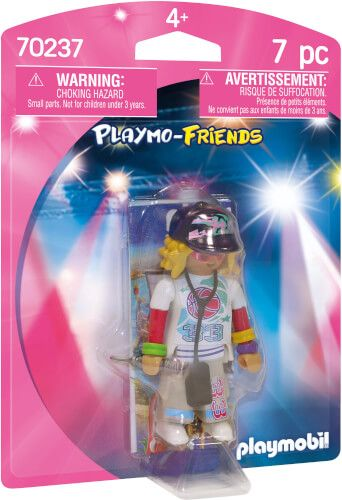 PLAYMOBIL® Playmo Friends - Rapperin