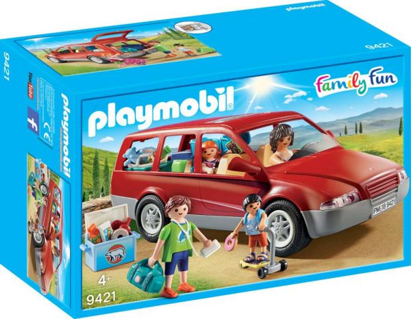 PLAYMOBIL® Family Fun - Familien-PKW
