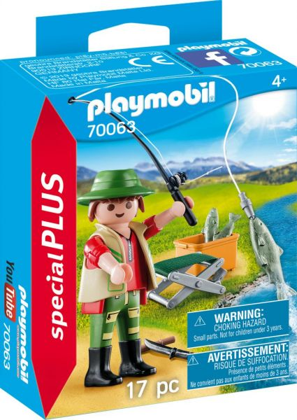 PLAYMOBIL® Special Plus - Angler