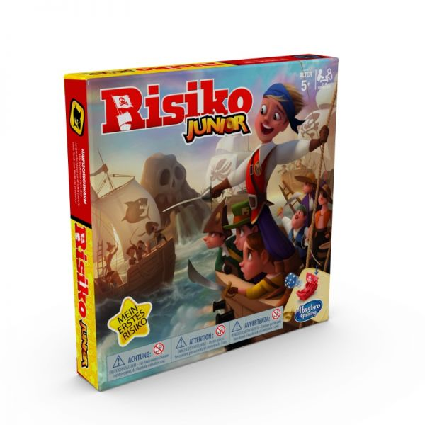 Hasbro Gaming - Risiko Junior