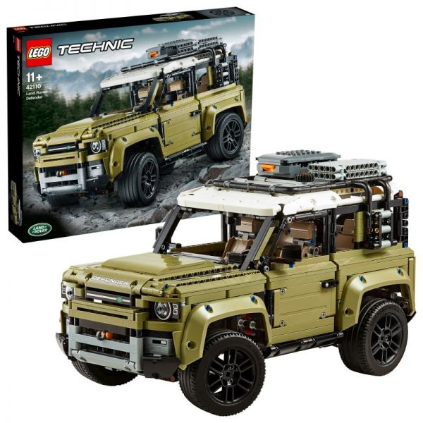 LEGO® Technic - Land Rover Defender