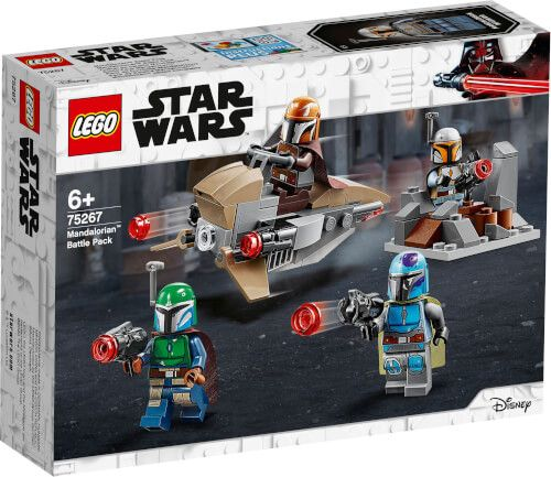 LEGO® Star Wars™ - Mandalorianer™ Battle Pack