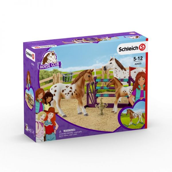 Schleich® Horse Club - Lisas Turnier-Training