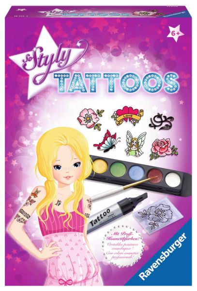 Ravensburger® Spiele - So Styly Tattoos