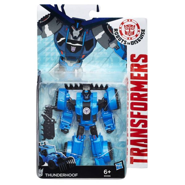 Transformers - Rid Warriors, sortiert