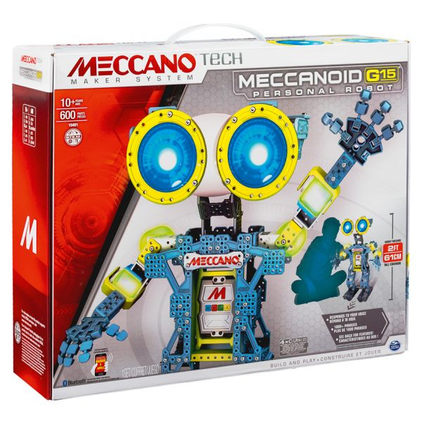 Spin Master - Roboter Meccanoid G15
