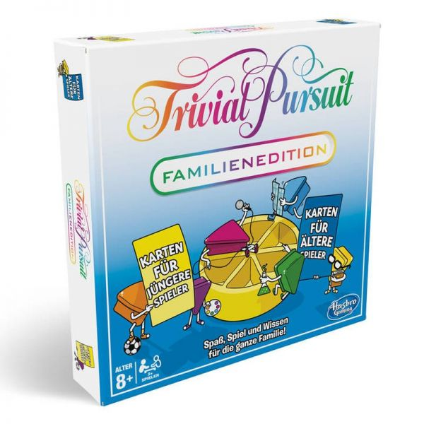 Hasbro Gaming - Trivial Pursuit Familien Edition