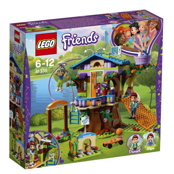 LEGO® Friends - Mias Baumhaus