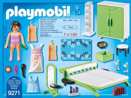 playmobil® city life  schlafzimmer  teddy toys kinderwelt