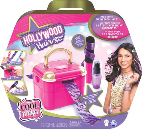 Spin Master Cool Maker - Hollywood Hair Studio