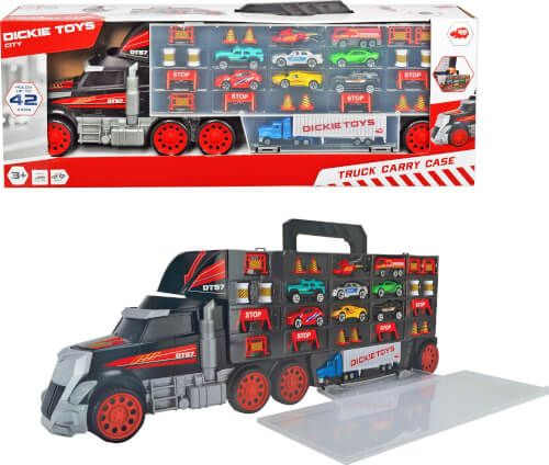 Dickie Toys - Truck Carry Case