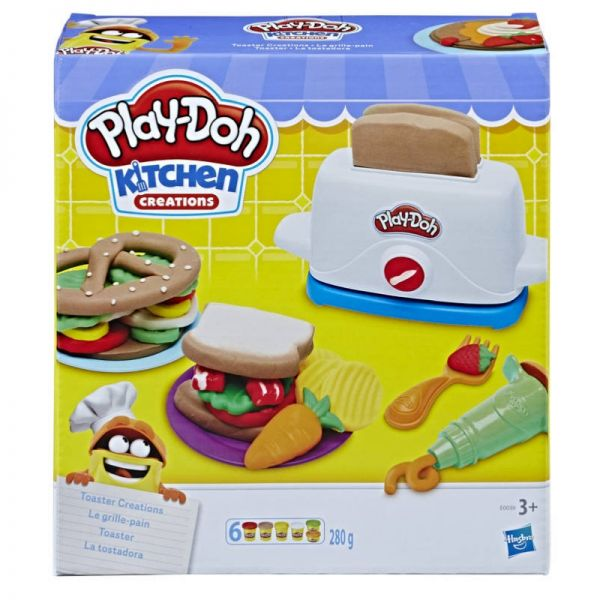 Play-Doh - Kitchen Creations Toaster