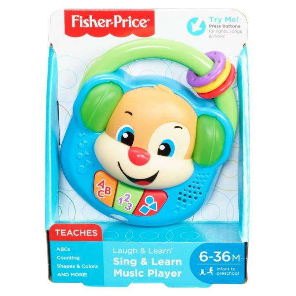 Fisher Price® - Lernspaß Music Player