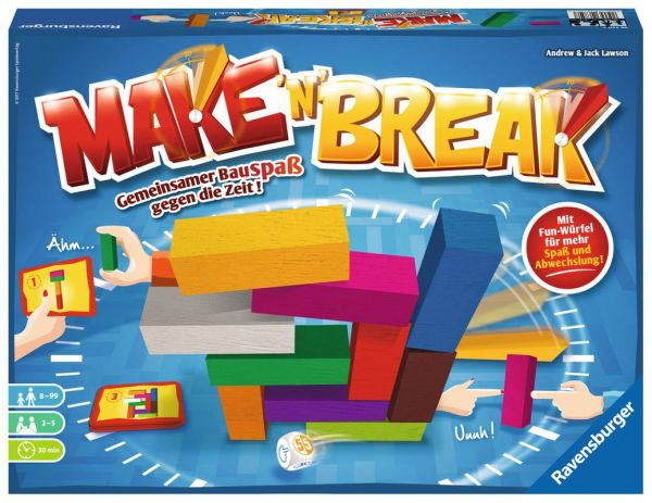 Ravensburger® Spiele - Make 'n' Break '17