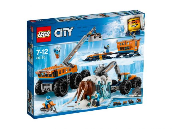 LEGO® City - Mobile Arktis-Forschungsstation