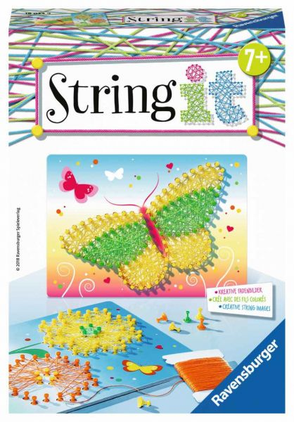 Ravensburger® Spiele - String it Mini Schmetterlinge