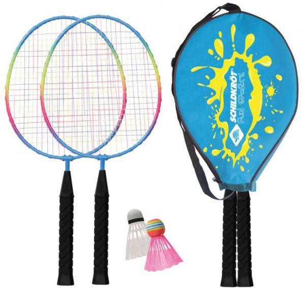 Schildkröt® FunSports - Badminton-Set JUNIOR im Headcover