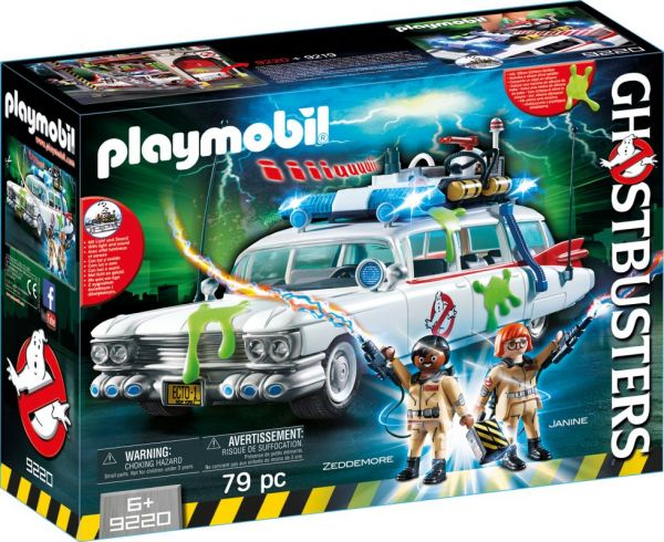 PLAYMOBIL® Ghostbusters - Ecto-1