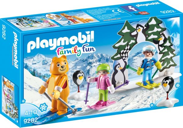 PLAYMOBIL® Family Fun - Skischule