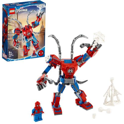 LEGO® Marvel Super Heroes™ - Spider-Man Mech