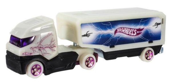Hot Wheels® - City Trucking Transporter, sortiert