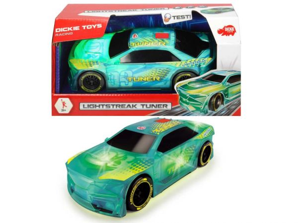 Dickie Toys - Lightstreak Tuner