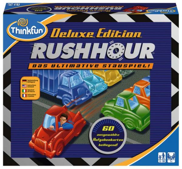 Ravensburger® Spiele - Rush Hour® Deluxe Edition