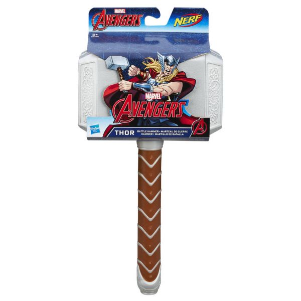 NERF Marvel® Avengers - Thors Battle Hammer