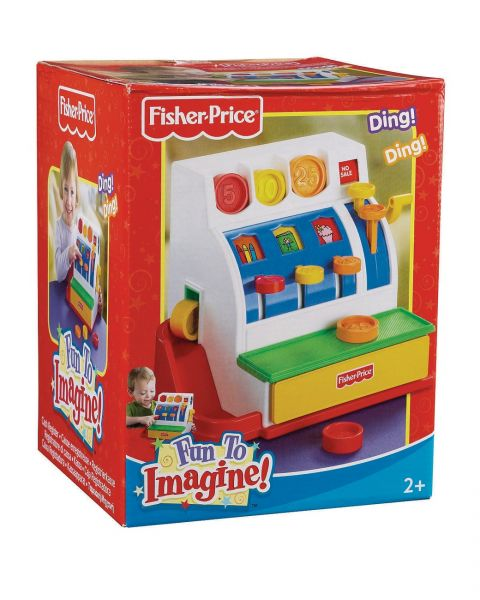 Fisher Price® - Registrierkasse