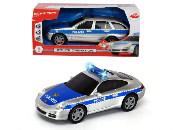 Dickie Toys SOS - Police Operation, sortiert
