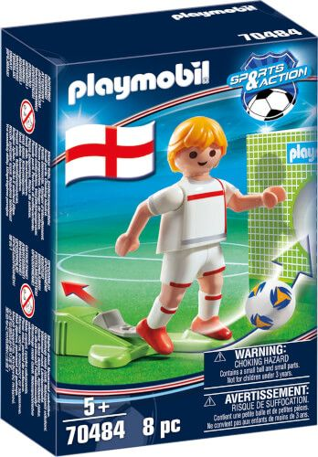 PLAYMOBIL® Sports & Action - Nationalspieler England