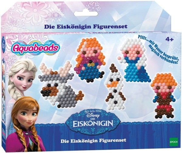 Aquabeads - Die Eiskönigin Figurenset