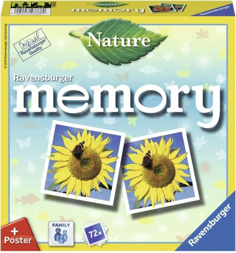 Ravensburger memory® - Nature