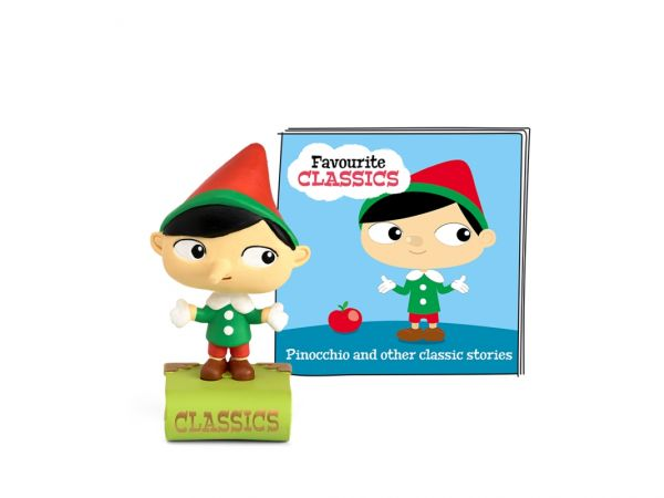 tonies® Favourite classics - Pinocchio and other stories
