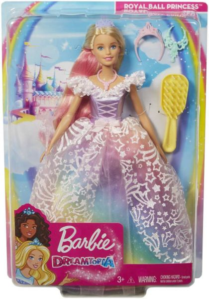 Barbie Dreamtopia Ballkleid Prinzessin