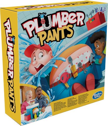 Hasbro Gaming - Plumber Pants