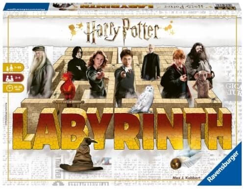 Ravensburger® Spiele - Harry Potter Labyrinth