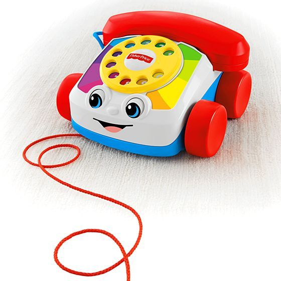 Fisher Price® - Plappertelefon