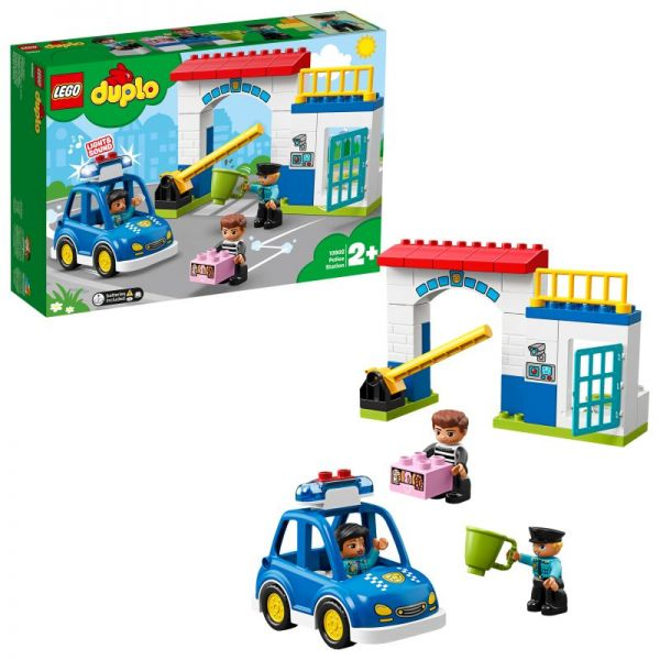 LEGO® DUPLO® - Polizeistation