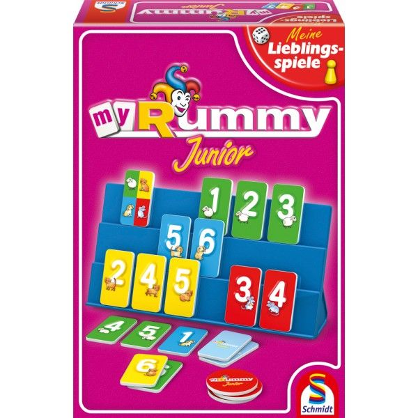 Schmidt - MyRummy Junior