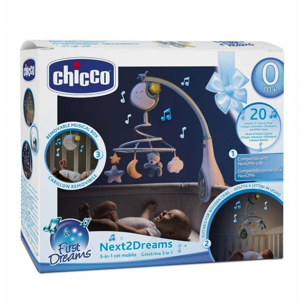 Chicco® - Mobile Next 2 Me