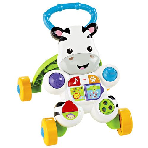 Fisher-Price® - Zebra Lauflernwagen