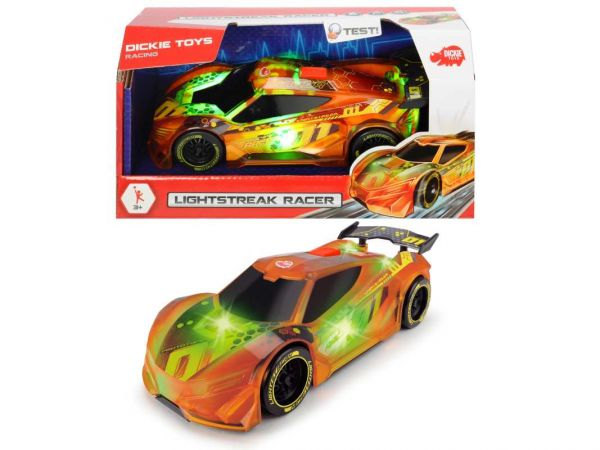 Dickie Toys - Lightstreak Racer, 20cm