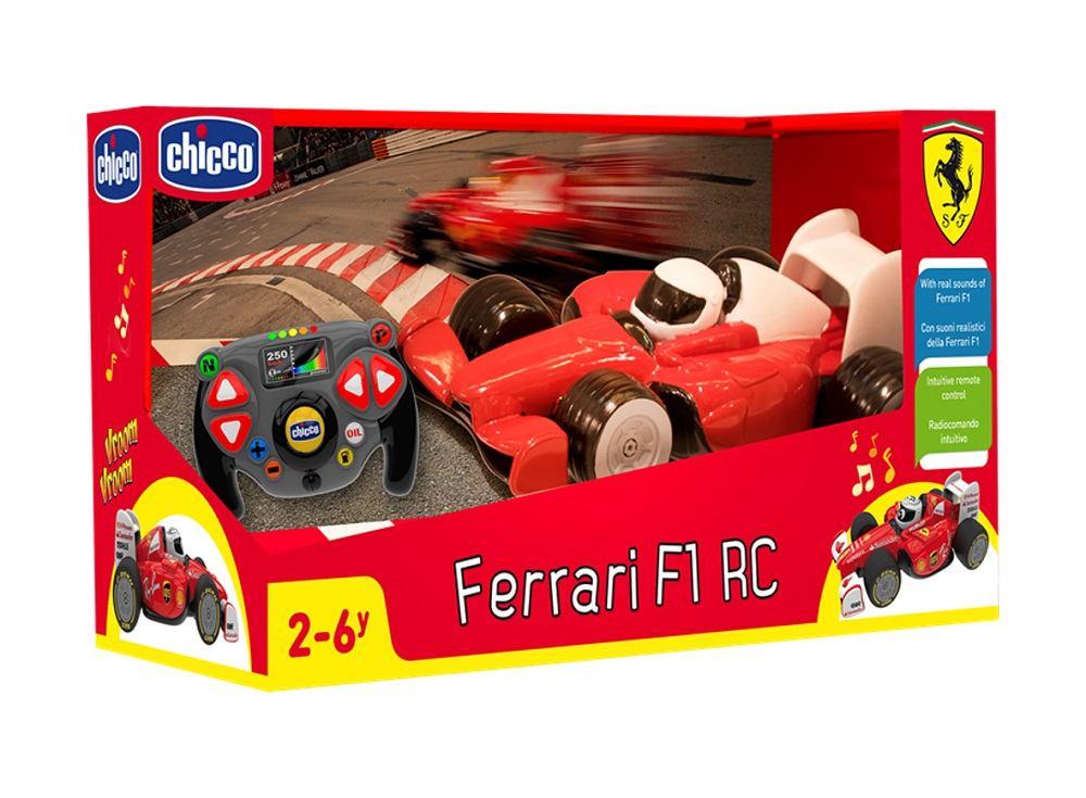 Chicco Ferrari Racer R C Zu Land Ferngesteuerte Fahrzeuge Fahrzeuge Ferngesteuertes Spielzeug Teddy Toys Kinderwelt