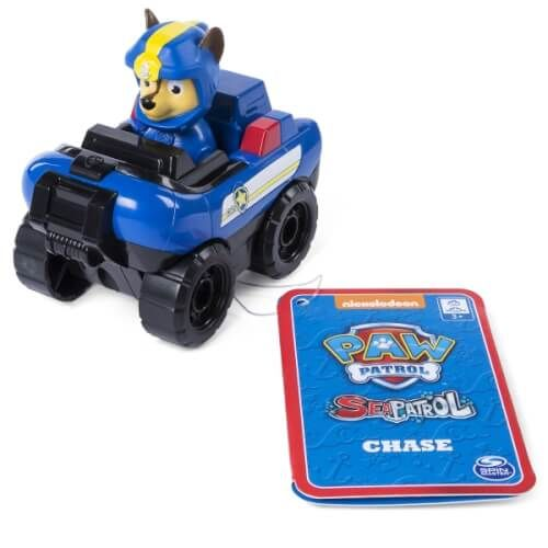 Spin Master Paw Patrol - Rescue Racers, sortiert